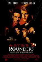 Rounders - 27 x 40 Movie Poster - Style B