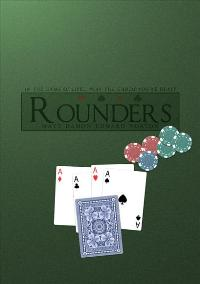 Rounders - 11 x 17 Movie Poster - Style E