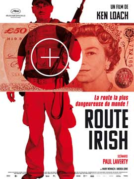 Route Irish - 43 x 62 Movie Poster - French Style A