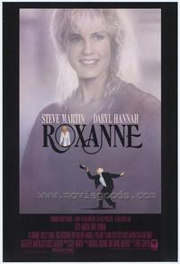 Roxanne - 43 x 62 Movie Poster - Bus Shelter Style A