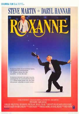 Roxanne - 11 x 17 Movie Poster - Belgian Style A