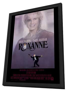Roxanne - 11 x 17 Movie Poster - Style A - in Deluxe Wood Frame
