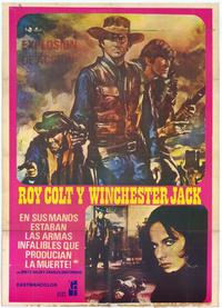 Roy Colt and Winchester Jack - 27 x 40 Movie Poster - Spanish Style A