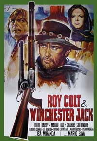 Roy Colt and Winchester Jack - 11 x 17 Movie Poster - Style A