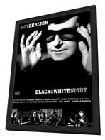 Roy Orbison and Friends: A Black and White Night - 11 x 17 Movie Poster - Style A - in Deluxe Wood Frame