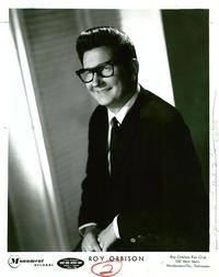 Roy Orbison - 8 x 10 B&W Photo #1