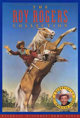 Roy Rogers Collection - 11 x 17 Movie Poster - Style A