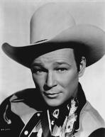 Roy Rogers Collection - Roy Rogers posed in Cowboy Hat