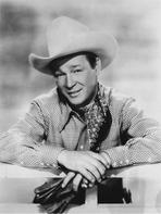 Roy Rogers Collection - Roy Rogers smiling in Portrait with Cowboy Outfit