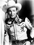 Roy Rogers Collection - Roy Rogers posed in Portrait in Cowboy Outfit