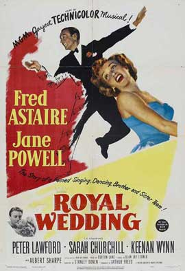 Royal Wedding - 11 x 17 Movie Poster - Style A