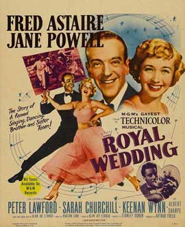 Royal Wedding - 11 x 14 Movie Poster - Style C