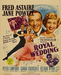 Royal Wedding - 30 x 40 Movie Poster - Style A
