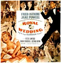 Royal Wedding - 30 x 30 Movie Poster - Style A