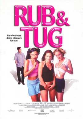 Rub & Tug - 27 x 40 Movie Poster - Style A