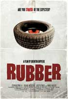 Rubber - 11 x 17 Movie Poster - Style D