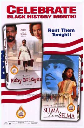 Ruby Bridges - 11 x 17 Movie Poster - Style A
