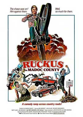 Ruckus - 11 x 17 Movie Poster - Style A