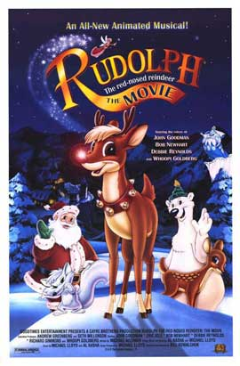Rudolph: The Movie - 27 x 40 Movie Poster - Style A