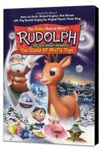 Rudolph the Red-Nosed Reindeer & the Island of Misfit Toys - 27 x 40 Movie Poster - Style A - Museum Wrapped Canvas