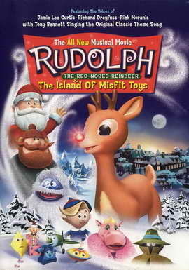 Rudolph the Red-Nosed Reindeer & the Island of Misfit Toys - 11 x 17 Movie Poster - Style A