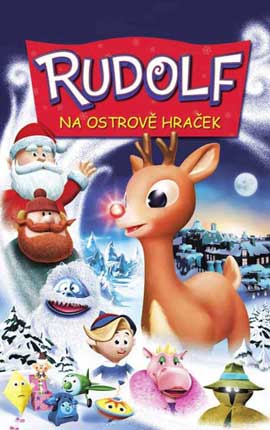 Rudolph the Red-Nosed Reindeer & the Island of Misfit Toys - 11 x 17 Movie Poster - Czchecoslovakian Style A
