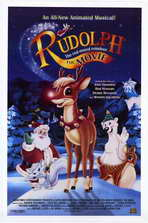 Rudolph the Red-Nosed Reindeer: The Movie - 11 x 17 Movie Poster - Style A