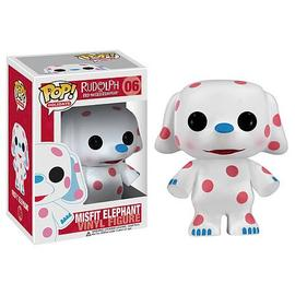 Rudolph the Red-Nosed Reindeer: The Movie - Rudolph Red-Nosed Reindeer Misfit Elephant Pop! Vinyl Figure