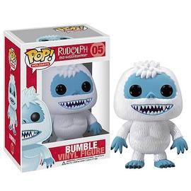 Rudolph the Red-Nosed Reindeer: The Movie - Rudolph Red-Nosed Reindeer Pop Holiday Bumble Vinyl Figure