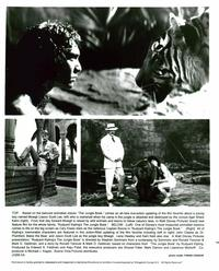 Rudyard Kipling's The Jungle Book - 8 x 10 B&W Photo #2