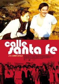 Rue Santa Fe - 30 x 40 Movie Poster - Belgian Style A