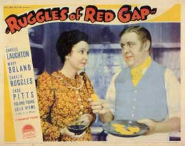 Ruggles of Red Gap - 11 x 14 Movie Poster - Style A