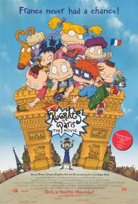 Rugrats in Paris: The Movie - 11 x 17 Movie Poster - Style A