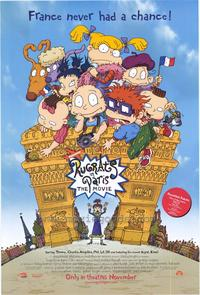 Rugrats in Paris: The Movie - 27 x 40 Movie Poster - Style A