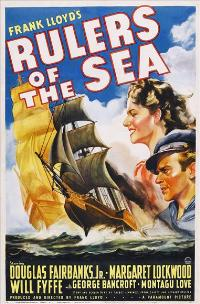 Rulers of the Sea - 11 x 17 Movie Poster - Style B