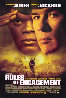 Rules of Engagement - 27 x 40 Movie Poster - Style A