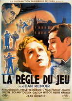 The Rules of the Game - 11 x 17 Movie Poster - French Style B