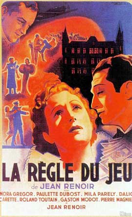 The Rules of the Game - 11 x 17 Movie Poster - French Style A