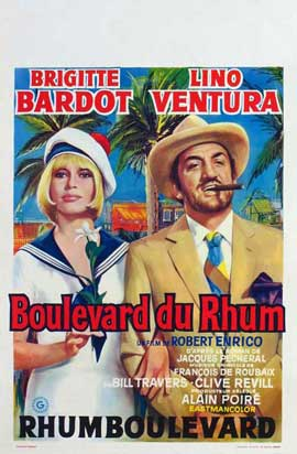 Rum Runners - 11 x 17 Movie Poster - Belgian Style A