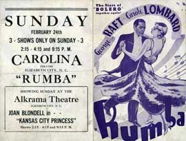 Rumba - 11 x 17 Movie Poster - Style B