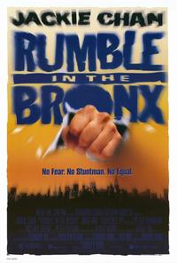 Rumble in the Bronx - 27 x 40 Movie Poster - Style A