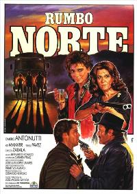 Rumbo norte - 11 x 17 Movie Poster - Spanish Style A