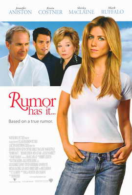 Rumor Has It - 27 x 40 Movie Poster - Style B