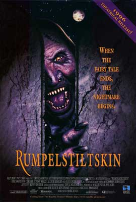 Rumpelstiltskin - 27 x 40 Movie Poster - Style A
