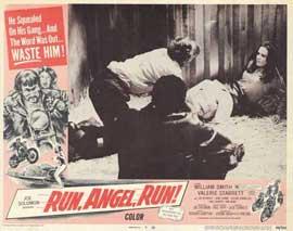 Run, Angel, Run! - 11 x 14 Movie Poster - Style C