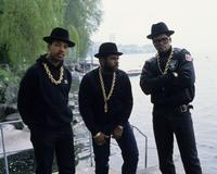 Run DMC - 8 x 10 Color Photo #1