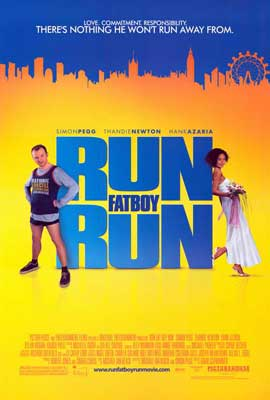 Run Fat Boy Run - 27 x 40 Movie Poster - Style A