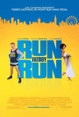 Run Fat Boy Run - 27 x 40 Movie Poster - UK Style A