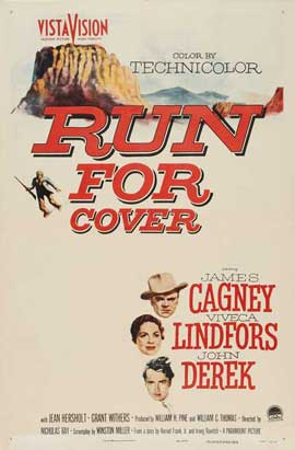 Run for Cover - 11 x 17 Movie Poster - Style A
