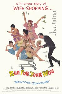 Run for Your Wife - 11 x 17 Movie Poster - Style A